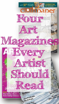 Best Art Magazines for Artists