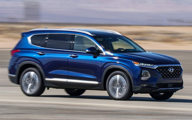 Novo Hyundai Santa Fe 2019