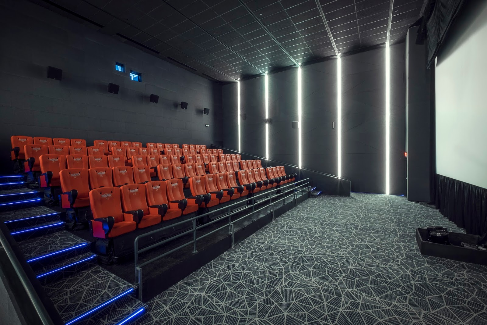 Mx4d Motion Efx Theater Only At Vista Cinemas Aci Girl