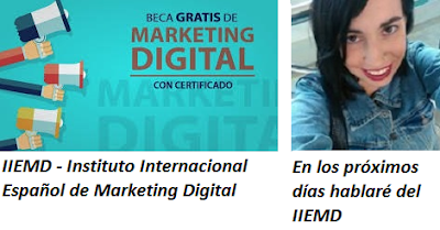 IIEMD - Instituto Internacional Español de Marketing Digital