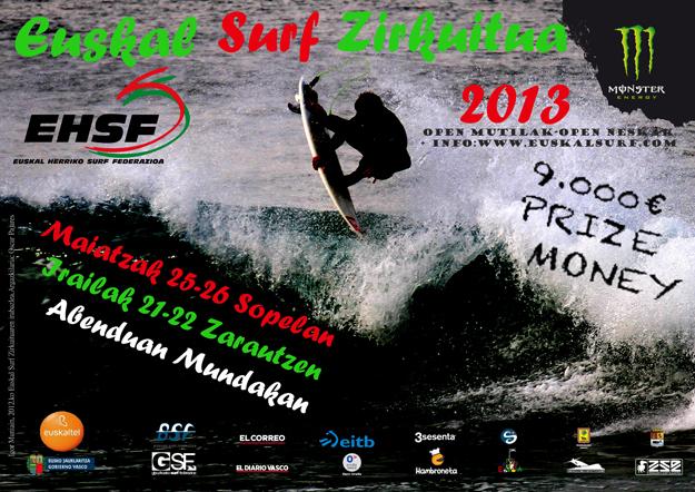 Primera Prueba Del Circuito Vasco De Surf By Monster Arrietara Sopelana