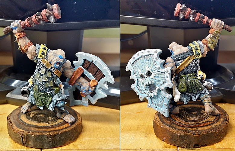 WIP 5 :: The Ogre Chieftain Blues