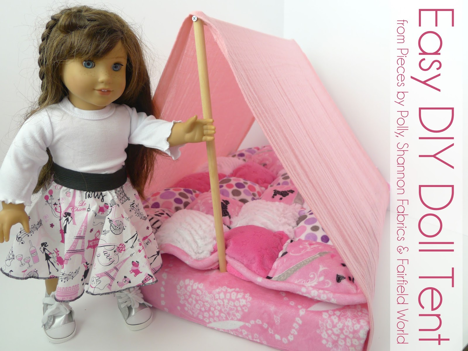 Easy Embrace Diy Doll Tent