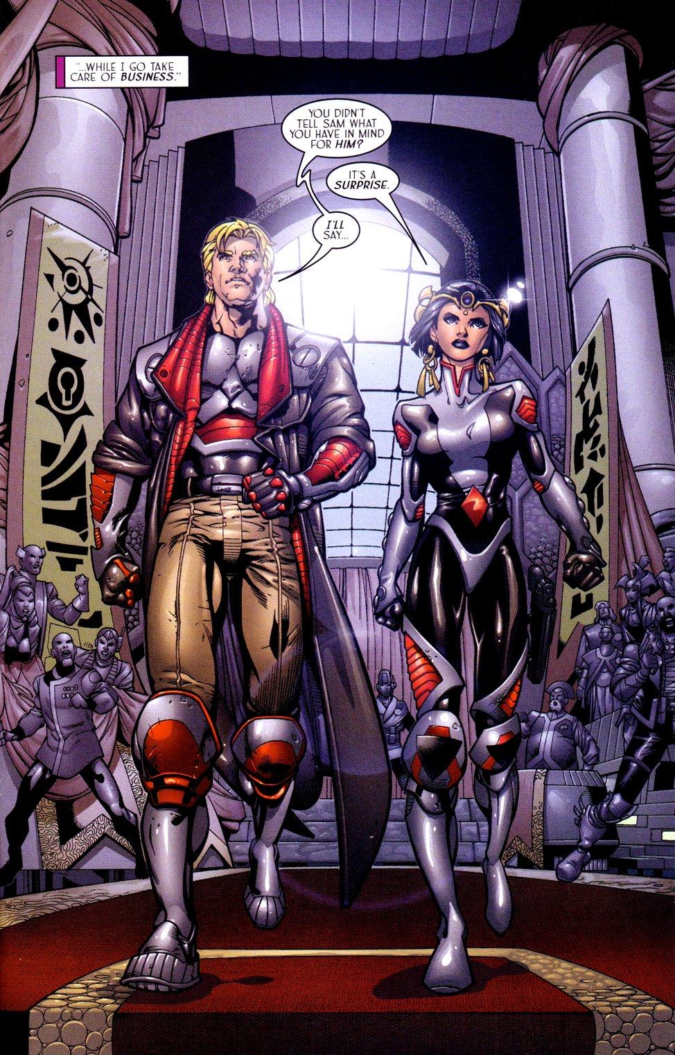 Read online Sigil (2000) comic -  Issue #14 - 20