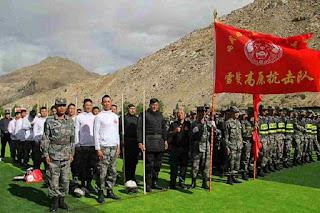 Militer Cina Rekrut Petarung MMA