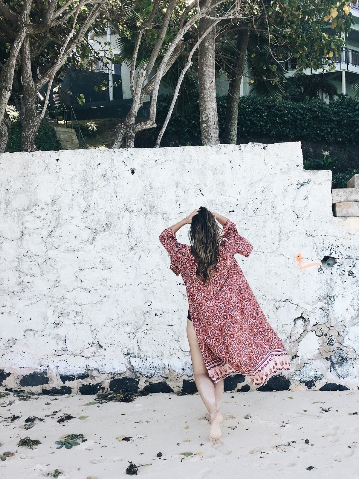 arnhem clothing kimono beach
