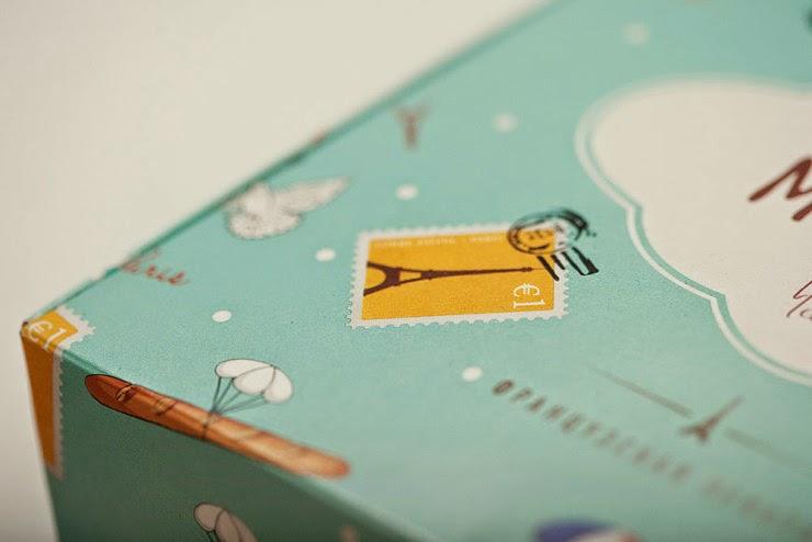 Proyecto de branding para una panadería por Anya Aleksandrova