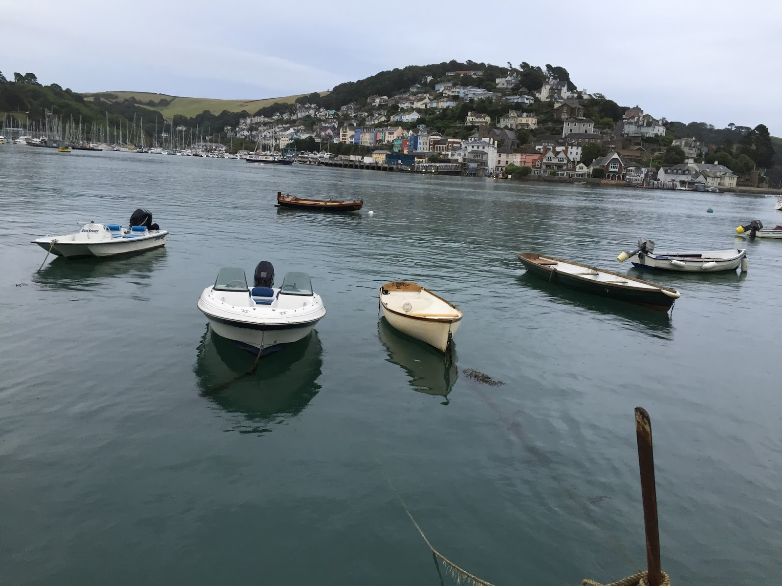 Dartmouth boats
