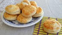 American Biscuits (Panecillos de Mantequilla)