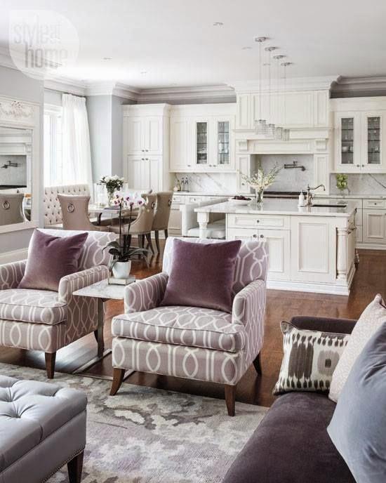 C Mo Integrar La Cocina Y El Sal N Cocina Y Muebles