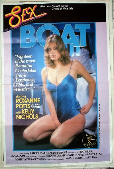 sex boat the movie