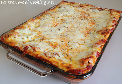 Italian Sausage and Spinach Lasagna
