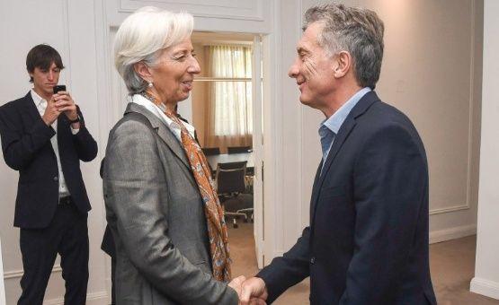 FMI audita en Argentina cumplimiento de acuerdo para realizar nuevo desembolso