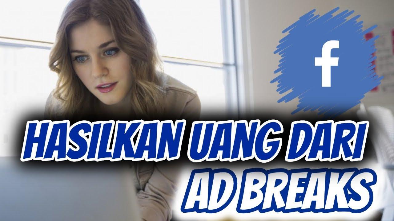 cara meningkatkan penghasilan ad breaks