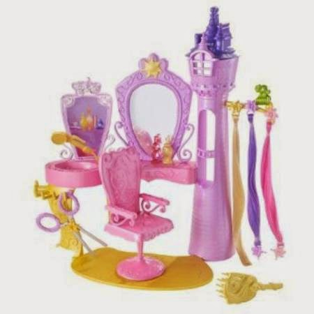 Disney Princess Rapunzel Hair.