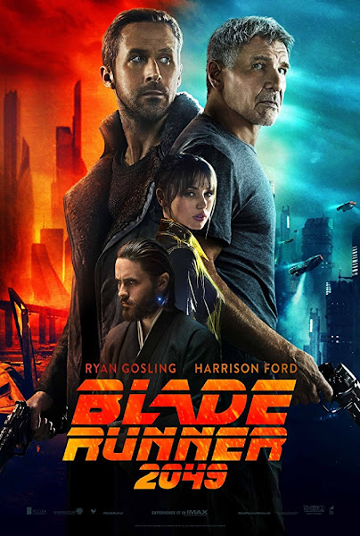 Poster of Blade Runner 2049 (2017) Full Movie [English-DD5.1] 720p HDRip ESubs Download
