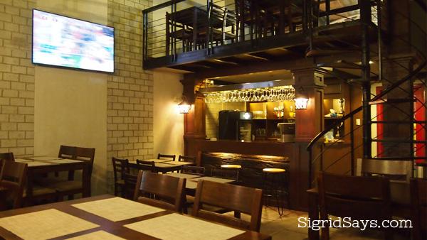 Bacolod pub