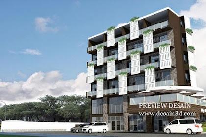 Preview design online jasa gambar 2d dan 3d hotel murah berpengalaman