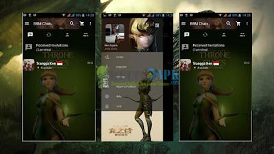 BBM Mod Dragon Nest Archer 2.13.1.13 APK