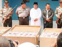 "Marwah Daud Ibrahim Tantang Presiden Dan Kapolri Saksikan ""Karomah"" Dimas Kanjeng Hadirkan Uang"
