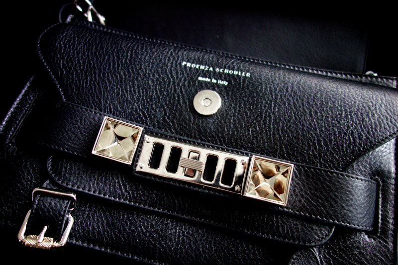stored and adored designer bag blog: about proenza schouler