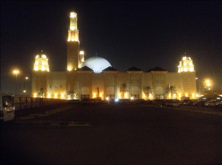 GMarie's Page: Al Rajhi Mosque, Riyadh Saudi Arabia
