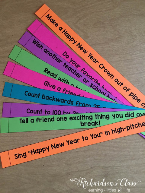 http://www.mrsrichardsonsclass.com/3-ways-to-ring-in-the-new-year-in-your-classroom/