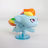 MLP Rainbow Dash Welovefine Series 2 Fan Voted Collection Chibi Figure