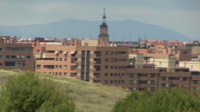 Subiendo el Cerro Almodóvar