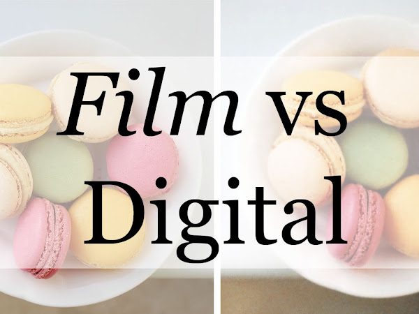 Film v Digital  Photography