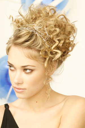 Tremendous Fashion Hairstyles Curls Prom Hairstyle For 2012 Celebrity Models Hairstyles For Men Maxibearus