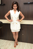Samantha dazzling in white at 24 event-thumbnail-5