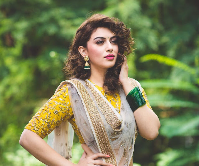 South indian Actress Hansika Latest Photoshoot