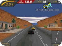 Need For Speed II SE PC Game Snapshot 1