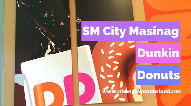 SM City Masinag: Dunkin Donuts