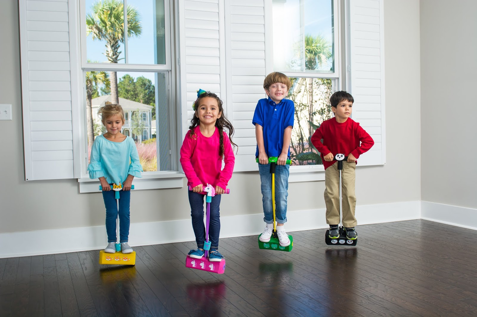 Enter for a chance to #Win a My First Flybar POGO PALS when this #Giveaway ends 12/15. #GiveawayAlert #Prize #Free #Gift #Holiday