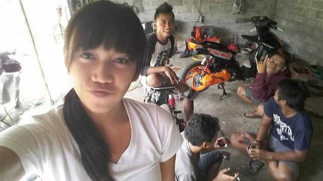 Unggahan Terakhir Riska Alvionita di Facebook Sebelum Meninggal Karena Kecelakaan