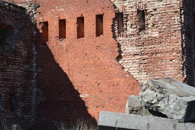 Бобруйская крепость в марте 2015