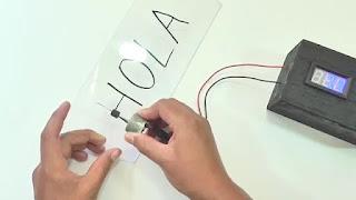 tutorial cara membuat lampu hias led dari akrilik