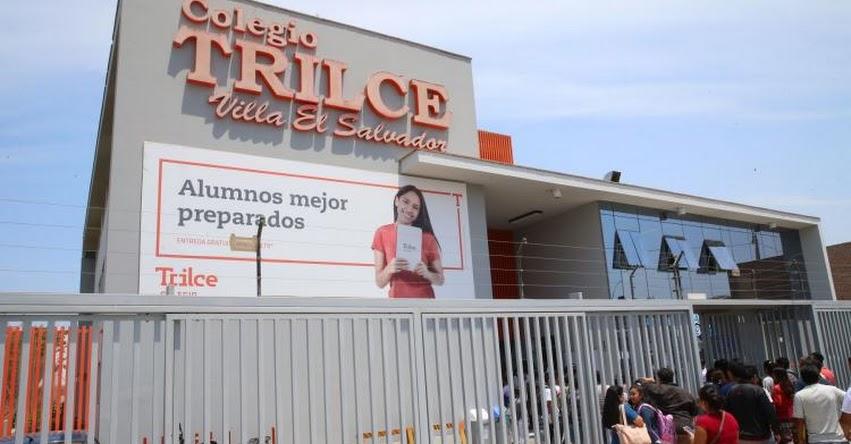 Colegio Trilce suspende clases hoy martes y mañana miércoles tras fatal incidente