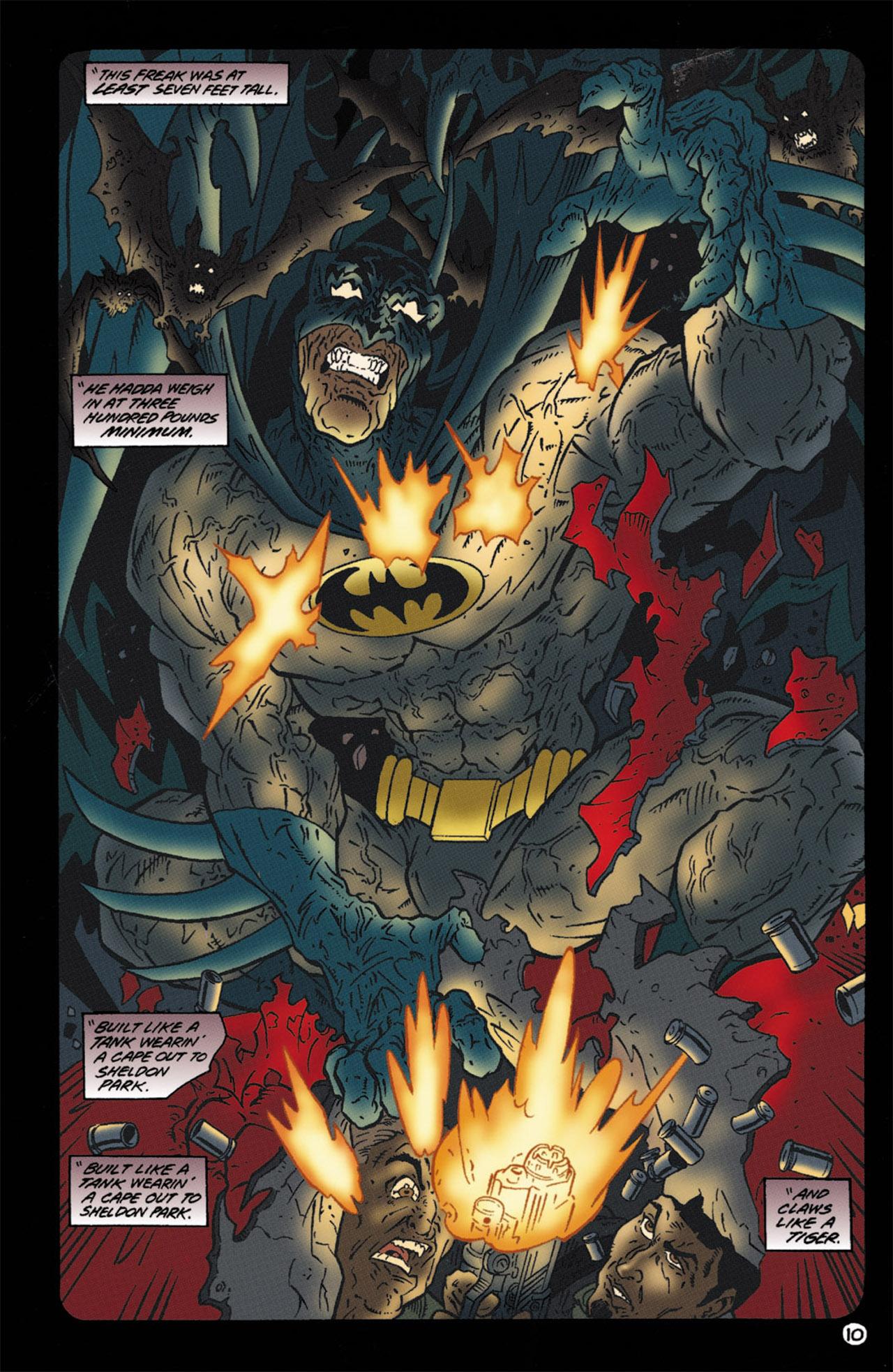 Detective Comics (1937) 719 Page 10