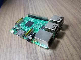 Raspberry PI 3 di Simone Bacciglieri