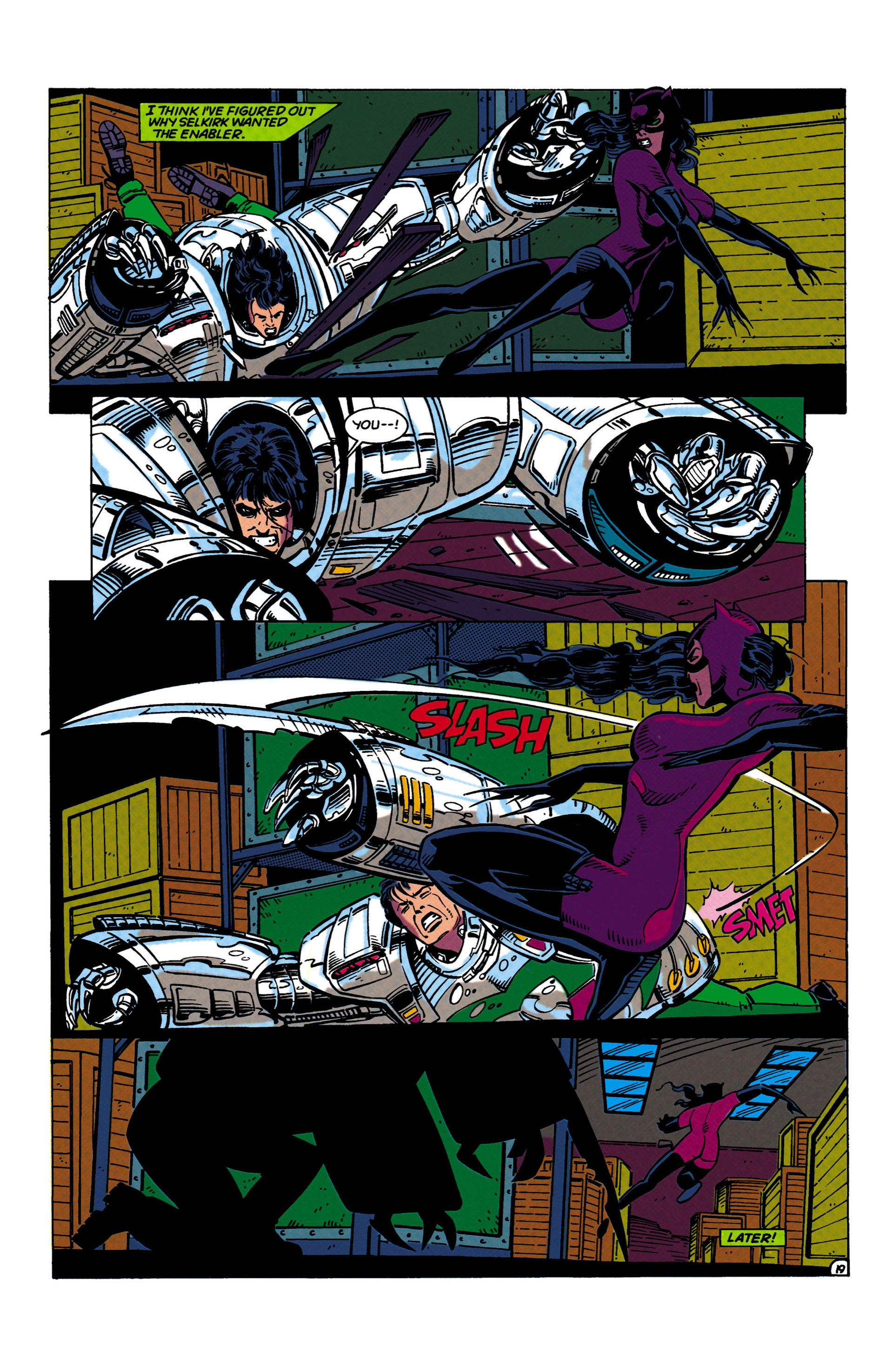 Catwoman (1993) Issue #11 #16 - English 20