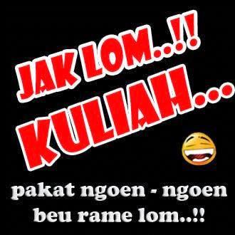 Dp BBM Lucu Sindiran Bahasa Aceh