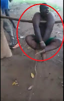 pic%2BJoho%2B1 - Bibi ya wenyewe sumu! MAN's hands and legs tied and beaten like a squirrel after he was caught having SEX with someone's wife(VIDEO)