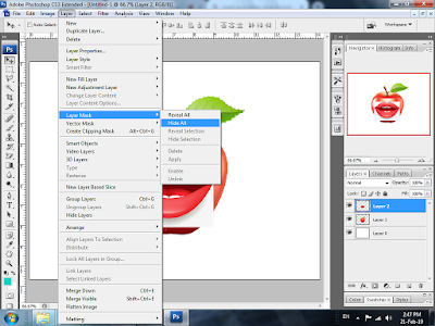 Layer Mask in Photoshop  in hindi