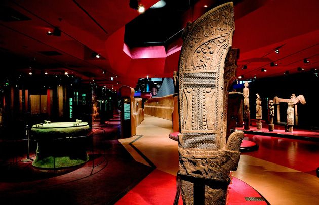 Museu do Quai Branly de Paris