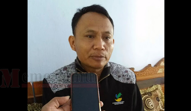 Ustadz Sulianto, anggota sekaligus penggerak Gerdu Sejiwa
