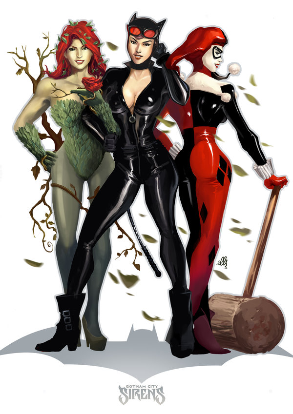 Gotham Girls Derby Wallpaper Comic Frontline P Rebirth What To Expect When Expecting