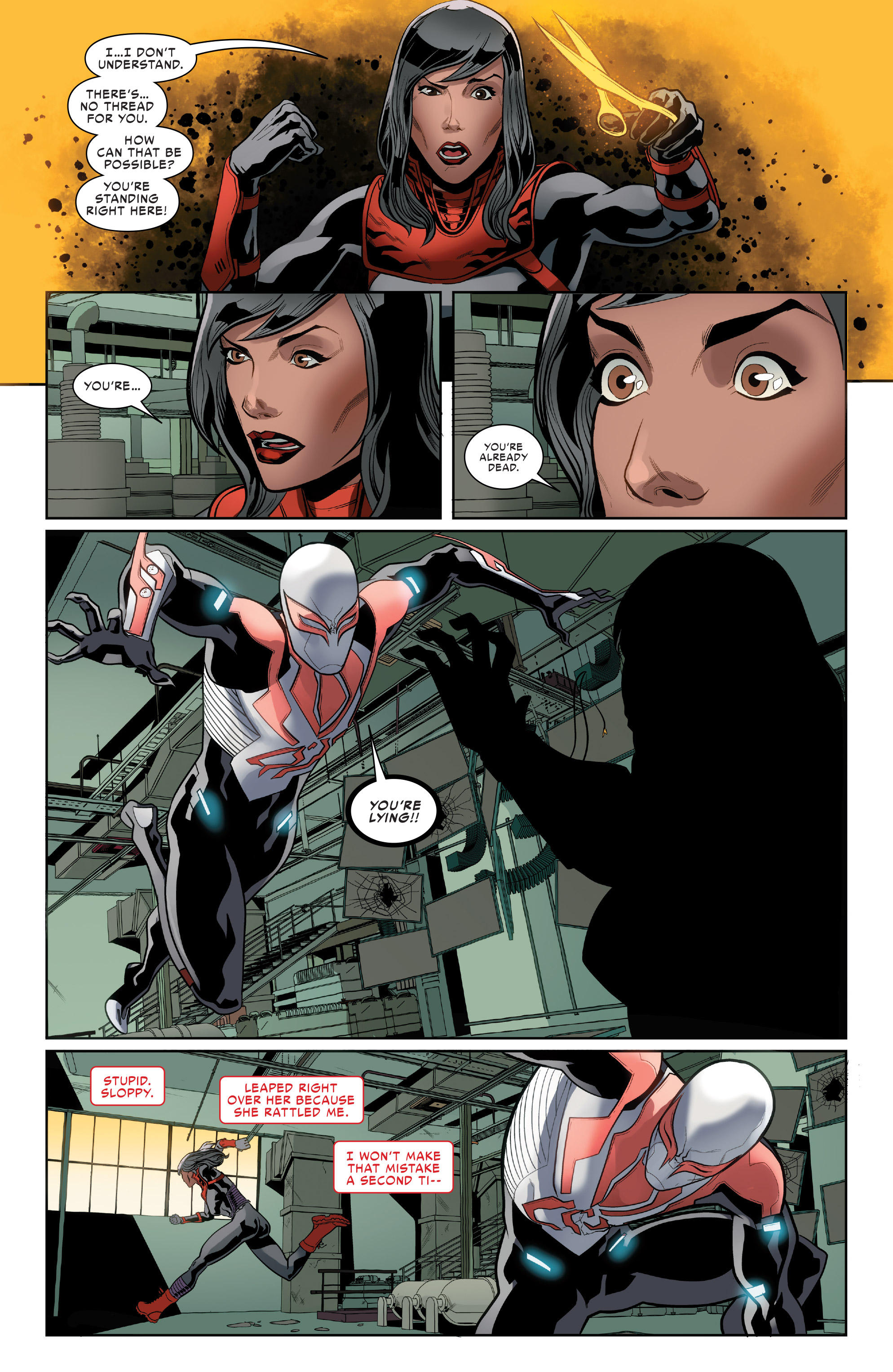 Read online Spider-Man 2099 (2015) comic -  Issue #24 - 18